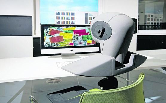 Schweizerische Gewerbezeitung Sgz Workspace Gehort Die Zukunft