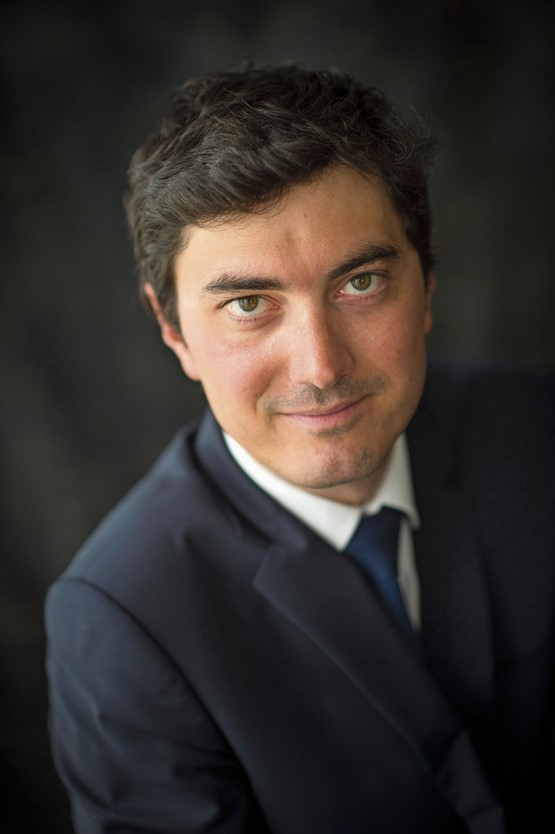 Frédéric Tixier, Managing Director Capital Transmission SA